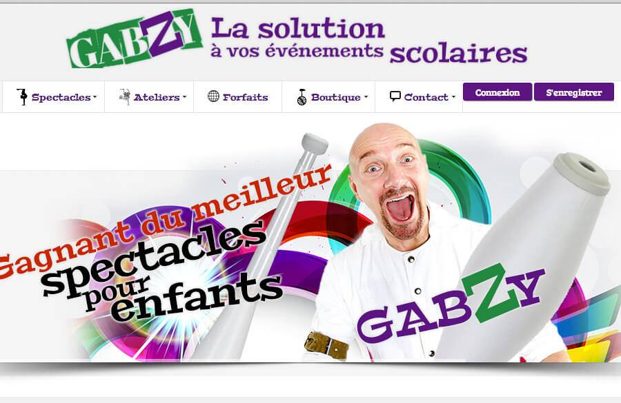 Spectacle Scolaire site